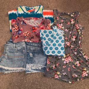 ❗️6 adorable clothing pieces for little girls!